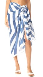 Solid And Striped The Sarong Navy Umbrella
