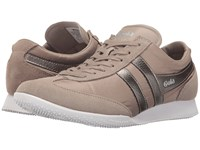 Gola Wasp Shimmer Paloma Silver Women's Shoes Brown