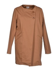 Douuod Full Length Jackets Brown