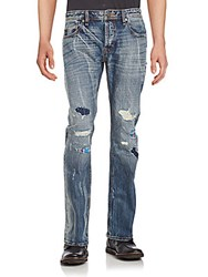 Cult Of Individuality Relaxed Distressed Jeans Guido