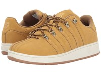 K Swiss Classic Vn Se Amber Gold Antique White Men's Tennis Shoes Yellow