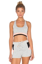 Minkpink Strengthen Top Gray