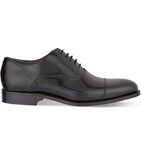 Barker Winsford Oxford Shoes Black