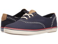 Keds Champion Pennant Peacoat Navy Women's Lace Up Casual Shoes