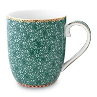 Pip Studio Spring To Life Mug Green Small