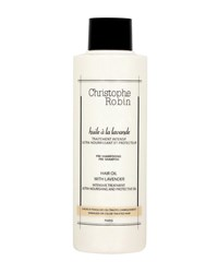 Christophe Robin Moisturizing Hair Oil With Lavender 5.1 Oz. 150Ml