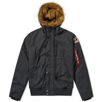 Alpha Industries Ma 1 Polar Jacket Sv Black