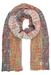 Roxy Along Scarf Walnut Multicoloured
