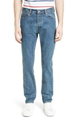 A.P.C. Men's Low Standard Straight Leg Jeans