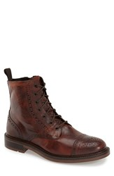Men's Boemos Cap Toe Boot