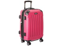 Kenneth Cole Reaction Renegade Against The Law 20 Carry On Luggage Magenta Carry On Luggage Pink