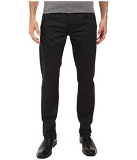 Hudson Blake Slim Straight In Drafted Drafted Men's Jeans Black