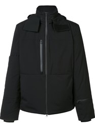 Y 3 Matte Down Jacket Black