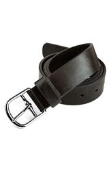 Andrew Marc New York 'Rodi' Belt Dark Brown