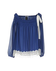 Toy G. Blouses Blue
