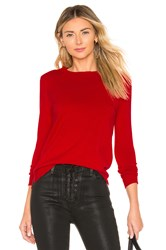 525 America Crew Neck Sweater Red