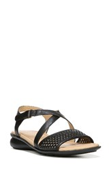 Naturalizer Women's Juniper Sandal Black Leather