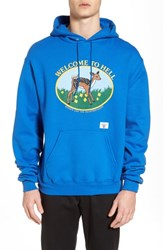 Bedwin And The Heartbreakers David Hoodie Blue