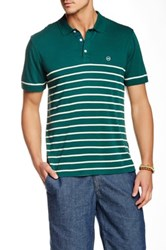 Ag Jeans Green Label The Sebastian Short Sleeve Polo