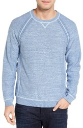 Tommy Bahama Men's Sandy Bay Reversible Crewneck Sweater Fresh Air