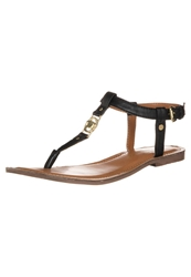 Tom Tailor Flip Flops Black