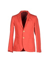 At.P. Co At.P.Co Suits And Jackets Blazers Men Red