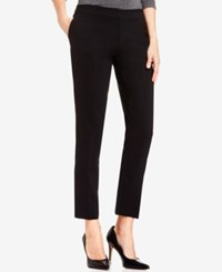 Vince Camuto Cropped Career Pants Rich Black