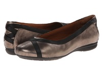Cobb Hill Revchi Pewter Women's Dress Flat Shoes