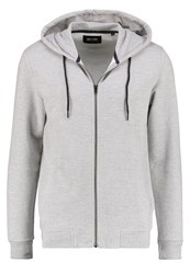 Only And Sons Onsnew Tracksuit Top Light Grey Melange