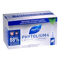 Phytolium 4 Men's Hair Thinning Treatment 12 X 3.5Ml