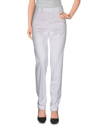 Strenesse Gabriele Strehle Trousers Casual Trousers Women White