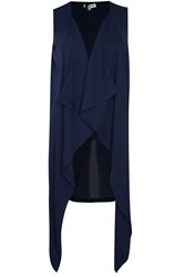Alice And You Sleeveless Long Line Navy