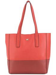 Michael Kors Junie Tote Orange