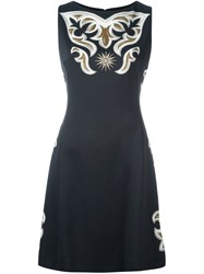 Fausto Puglisi 'Fantasia' Dress Black