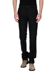 Ralph Lauren Black Label Trousers Casual Trousers Men Steel Grey