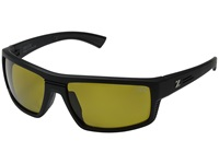 Zeal Optics Decoy Matte Black Polarized Auto Lens Sport Sunglasses