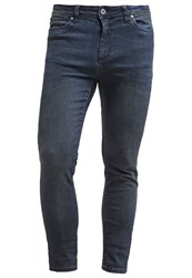 Pier One Slim Fit Jeans Blue Denim