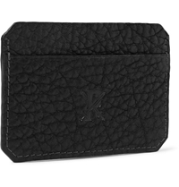 Parabellum Full Grain Leather Cardholder Black