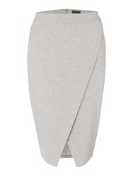 Pied A Terre Ponte Skirt Multi Coloured