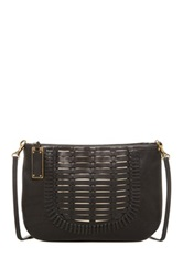 Ugg Giselle Leather Clutch Black