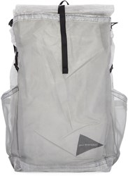 And Wander Clear Cuben Fiber Backpack