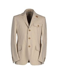 Alviero Martini 1A Classe Suits And Jackets Blazers Men Beige