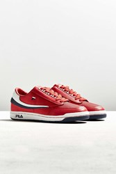 Fila Original Tennis Sneaker Red