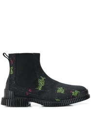 Camper Tws By Cristian Zuznaga Ankle Boots Black