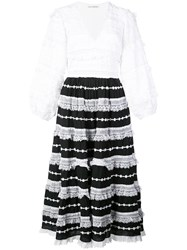 Ulla Johnson Charline Dress White