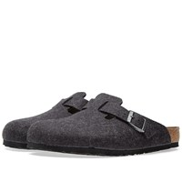 Birkenstock Boston Grey