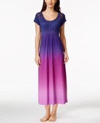 Alfani Dip Dye Nightgown Only At Macy's