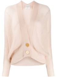 Forte Forte Knitted Cardigan Neutrals