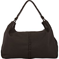 Bottega Veneta Women's Large Hobo Dark Brown
