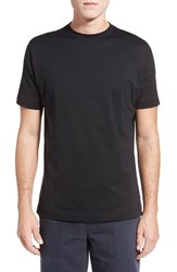 Left Coast Tee Men's Pima Cotton T Shirt Black